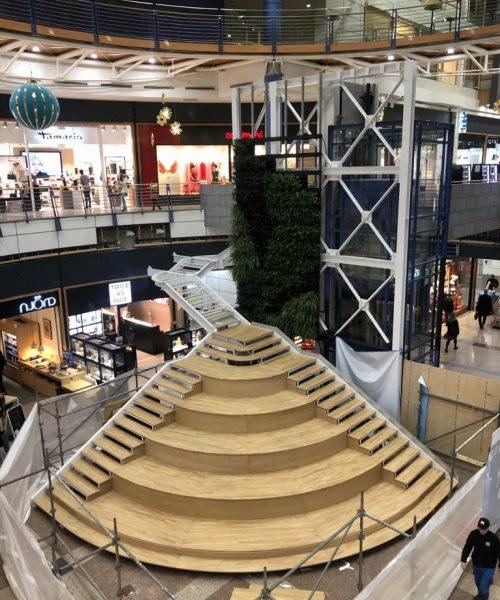 Korus - Auchan Luxembourg